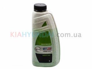 Антифриз G11 зеленый LUXE -40 1кг