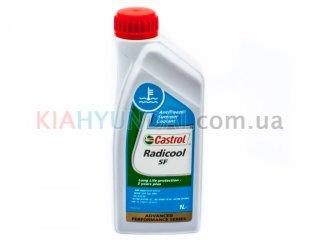 антифриз G12 красный Castrol Radicool SF 1л EB-RADSF-12X1L