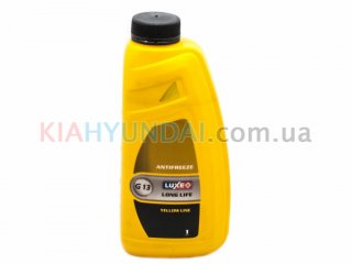 Антифриз G13 желтый LUXE -40 желтый 1кг