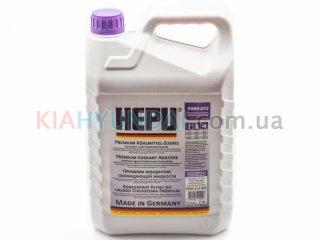 Антифриз HEPU G13 фиолетовый концентрат 5л P999G13005