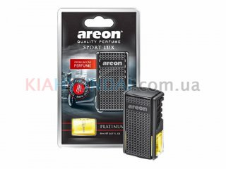 Ароматизатор Car Blister Platinum Areon ACL03