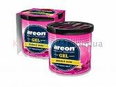 Ароматизатор Gel Can Bubble Gum Areon GCK10