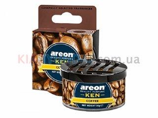 Ароматизатор KEN Coffee Areon AK17