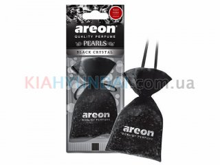 Ароматизатор Pearls Black Crystal Areon ABP01