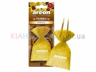 Ароматизатор Pearls Vanilla Areon ABP02
