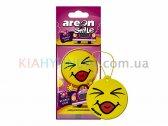 Ароматизатор Smile Dry Bubble Gum Areon ASD12