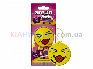Ароматизатор Smile Dry Bubble Gum Areon ASD12