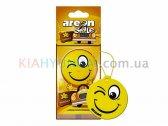 Ароматизатор Smile Dry Vanilla Areon ASD11