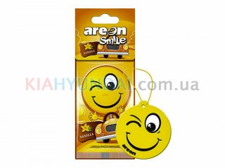 Ароматизатор Smile Dry Vanilla Areon ASD11