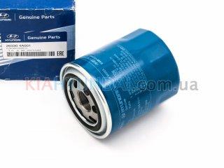 Фильтр масляный H1 MOBIS 263304A001