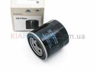 Фильтр масляный i30 ix35 Tucson Santa Fe Sportage Ceed MOBIS 2630035530