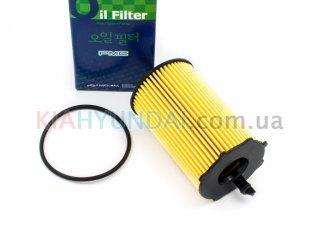 Фильтр масляный Santa Fe Sorento 3.5 24v Parts Mall PBB024