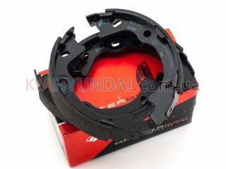 Колодки ручника Ceed Sportage Elantra i30 Remsa 469900