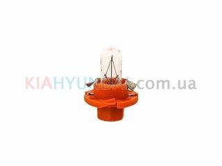 Лампа Bax 8.4d 1.1W 12V Narva 17046
