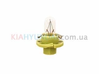 Лампа Bax 8.4d 2W 12V Narva 17054