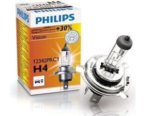 Лампа H4 +30% Philips 12342PRC1