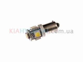 LED лампа T4W 75Lm 5xSMD (5050) 14110