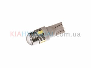 LED лампа W5W 270Lm линза + 4xSMD (5630) 10761