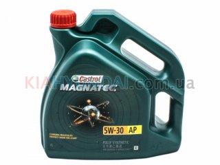 Масло Castrol 5W-30 AP Magnatec 4L (синтетика) R1-MAG53AP-4X4L