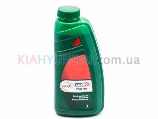 Масло LUXE 75W-90 GL-5 1л трансмиссионное (полусинтетика)