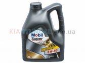 Масло Mobil Super 3000 X1 5W-40 4L (синтетика) M066004P