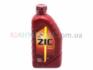 Масло ZIC ATF III трансмиссионное АКПП 1L 4107879267