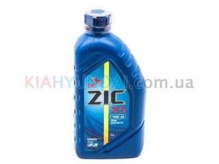 Масло ZIC X5 10W-40 1L (полусинтетика) 4107879248