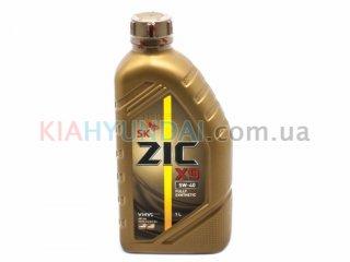Масло ZIC X9 5W-40 1L (синтетика) 4107879231