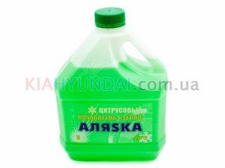 Омыватель стекла зимний -20 Аляска 3л (цитрус)