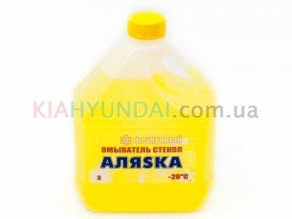 Омыватель стекла зимний -20 Аляска 3л (фрукты)