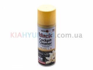 Полироль панели приборов BLACK (ваниль) NOWAX 200мл NX00201