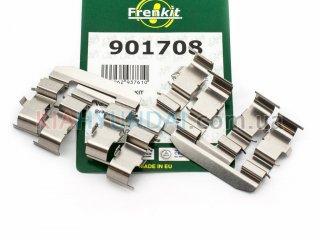 Пружины тормозных колодок Carens Ceed Sportage i30 ix35 Frenkit (передних) 901708