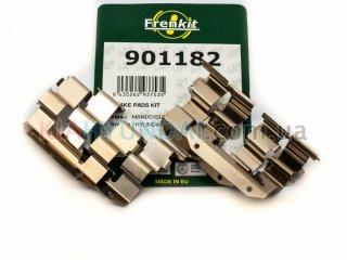 Пружины тормозных колодок Magentis Sonata Frenkit (передних) 901182