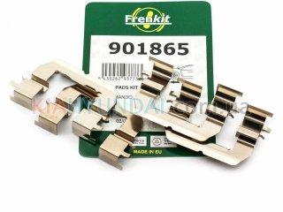 Пружины тормозных колодок Optima Frenkit (передних) 901865