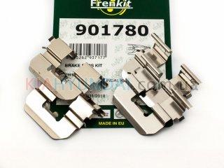 Пружины тормозных колодок Optima Rio Soul i40 Frenkit (задних) 901780