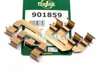 Пружины тормозных колодок Rio Frenkit (передних) 901859