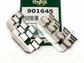 Пружины тормозных колодок Sorento Santa Fe H1 Frenkit (передних) 901645