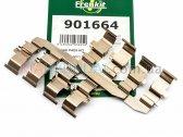 Пружины тормозных колодок Sorento Sportage i40 ix35 Frenkit (передних) 901664