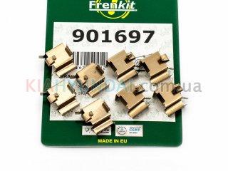 Пружины тормозных колодок Sportage Frenkit (передних) 901697