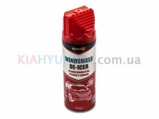 Размораживатель стекол и замков WINDSHIELD DE-ICER NOWAX 450мл NX45019