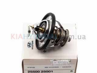 Термостат Carens K5 Magentis Optima H1 Sonata MOBIS 2550025001