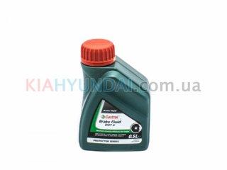 Тормозная жидкость Castrol DOT-4 0.5л U7-CBFDT4-15X.5