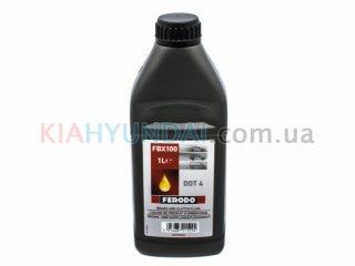 Тормозная жидкость Ferodo DOT-4 1л FBX100