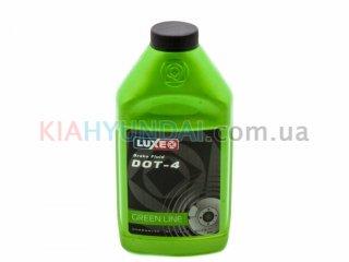 Тормозная жидкость LUXE DOT-4 0.4л
