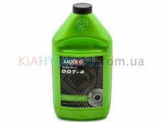 Тормозная жидкость LUXE DOT-4 0.8л