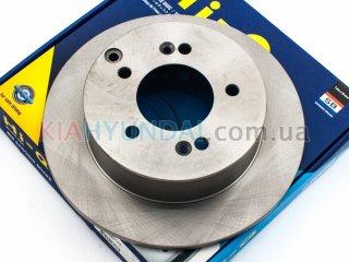 Тормозной диск Carens HI-Q (задний) SD2034