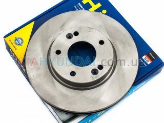 Тормозной диск Ceed Elantra i30 HI-Q (передний) SD1071