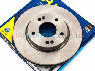 Тормозной диск Elantra HI-Q (передний) SD1019