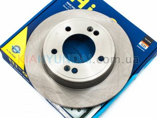 Тормозной диск Elantra i30 Cerato Soul HI-Q (задний) SD1085