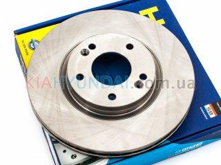 Тормозной диск Santa Fe HI-Q (передний) SD1055